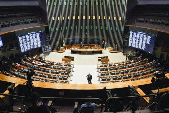 Brasília – Plenário da Câmara dos Deputados (Antônio Cruz/Agência Brasil)