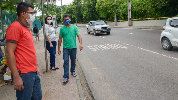Taxa de portadores do vírus em isolamento social deu um alto em 24h. Foto: Semcom