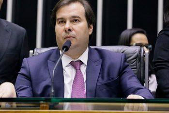 Rodrigo Maia (Divulgação/Câmara dos Deputados)