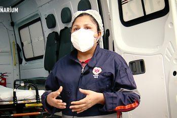 'Todos os dias, sofro com o fantasma de levar o vírus para minha casa', diz enfermeira de Manaus