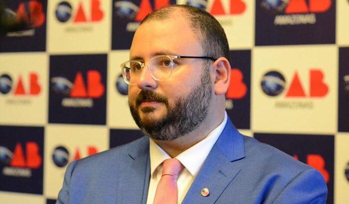 Marco Aurélio Choy, presidente da Ordem dos Advogados no Amazonas, se pronunciou sobre o decreto de restrição no comércio (OAB/AM)