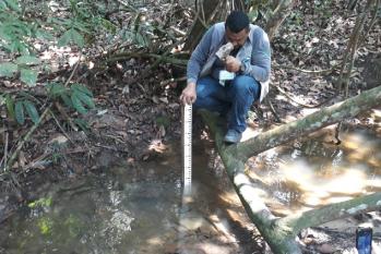 O projeto vai unir os monitoramentos hidrológico, hidrogeoquímico, meteorológico e hidrogeológicona capital - Foto: Divulgação / Inpa
