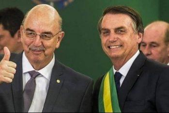 O vazamento ocorre em um momento de desgaste de Mandetta com o presidente Jair Bolsonaro - foto: divulgação