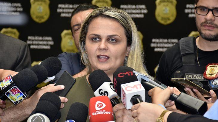 PC-AM intercepta áudios de grupo que promete 'tocar o terror' na sede do governo