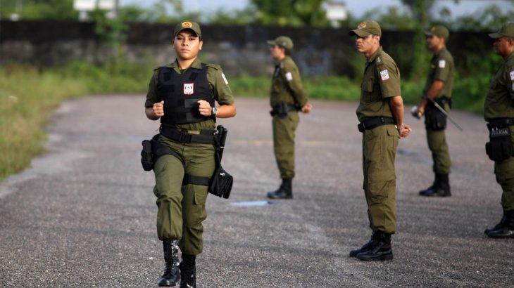 Reajuste de salário de PMs do Pará foi sancionado e publicado no Diário Oficial do Estado (DOE) - Foto: Divulgação/PMPA