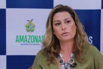 Secretária Simone Papaiz (Divulgação)