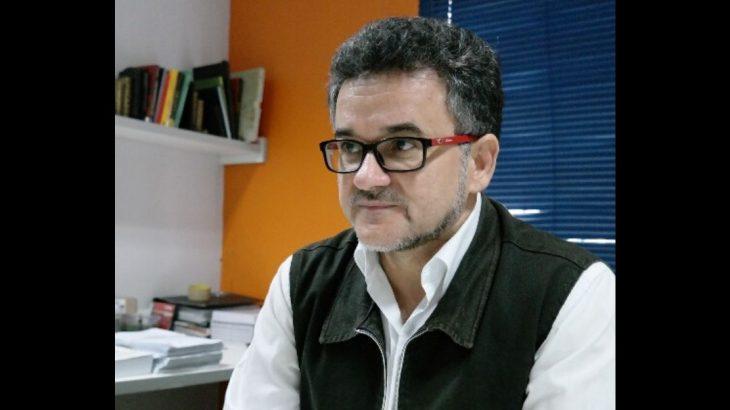 O Tenório Telles, dramaturgo, amazonense - foto: reprodução