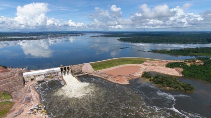 A Usina Hidrelétrica Sinop, localizada no estado do Mato Grosso - foto: divulgação