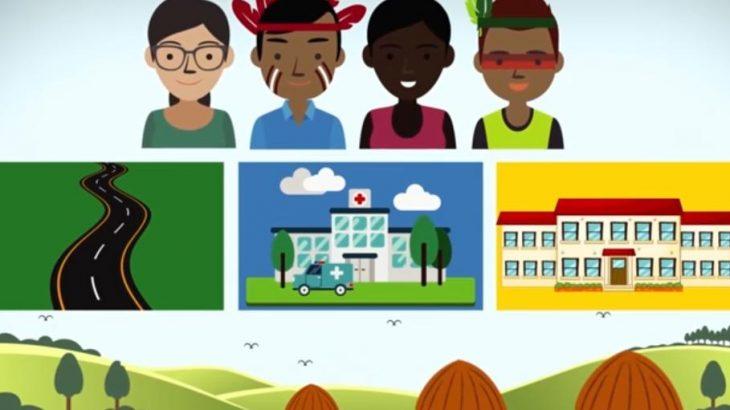 Vídeos são produzidos na língua de oito etnias de Roraima (Reprodução/Facebook)