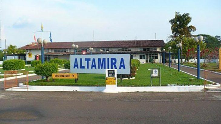 Aeroporto de Altamira (Divulgação)