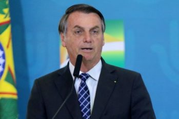 Presidente Bolsonaro ( Wilson Dias/Agência Brasil)