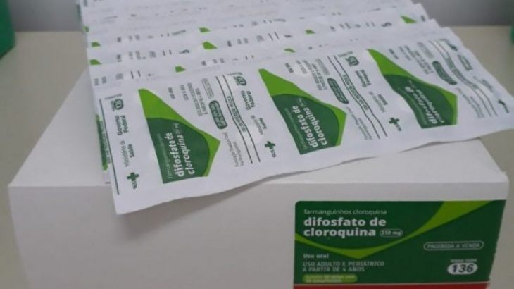 O estudo da cloroquina no AM, é feito no pronto-socorro Delphina Rinaldi Abdel Aziz, em Manaus, e deve atingir mais de 400 indivíduos. - foto: divulgação
