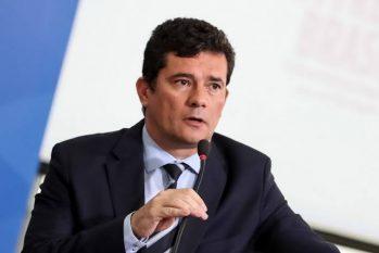 Moro diz que Bolsonaro queria mexer na PF para ter acesso a relatórios de inteligência. Foto: Divulgação