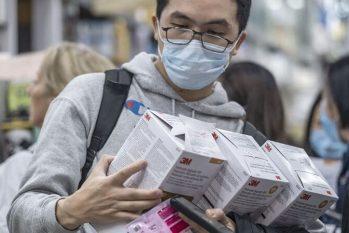 Indústria da moda produz máscaras para doação