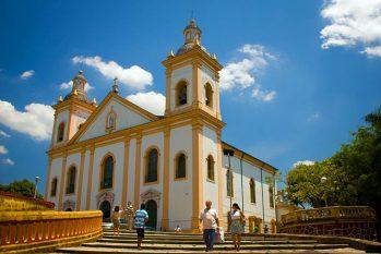A igreja é um dos principais templos de fé de Manaus - foto: divulgação