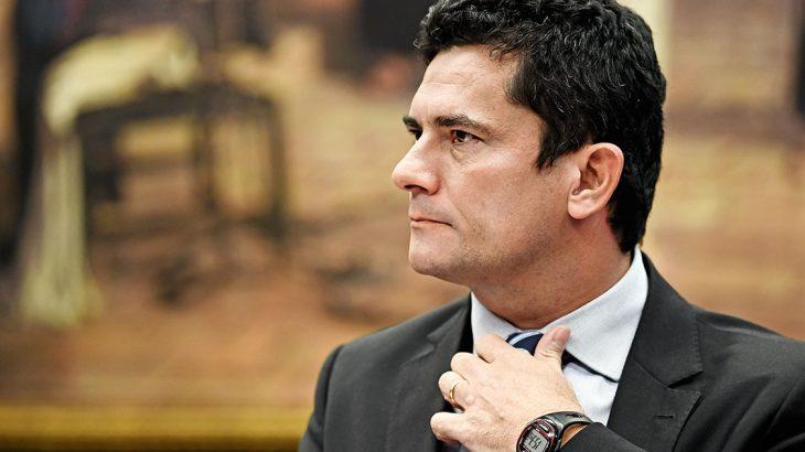 O perfil buscado pelo presidente tem sido um cuja indicação tenha força para arrefecer as críticas do ex-juiz Sérgio Moro quando pediu demissão. Foto: Evaristo Sá / AFP