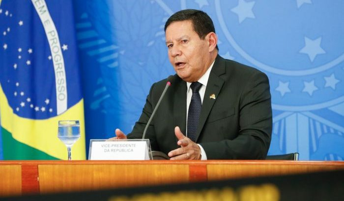As afirmações do vice-presidente foram feitas nesta quinta-feira, 27, durante o webinar
