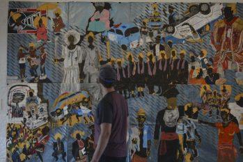 São Paulo - Exposição Histórias afro-atlânticas no Museu de Arte de São Paulo Assis Chateaubriand - MASP, Avenida Paulista, região central. (© Rovena Rosa/Agência Brasil)