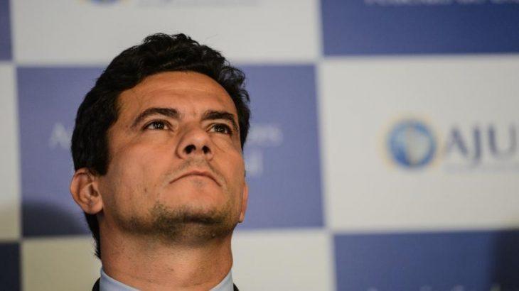 A gota d'água, para Moro, foi Bolsonaro troca comando da PF sem seu consentimento. Foto: Rodrigues Pozzebom/ Agência Brasil