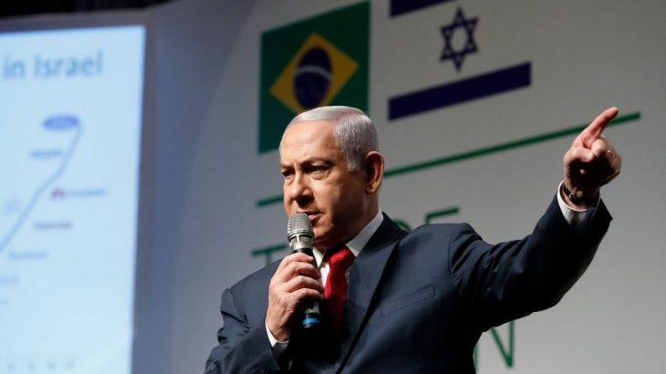 Primeiro-ministro de Israel, Benjamin Netanyahu (© Alan Santos/PR)
