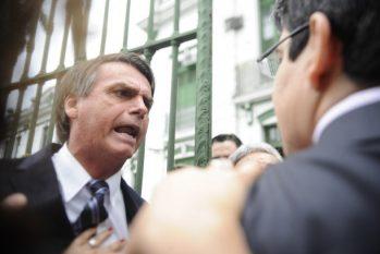 Jair Bolsonaro enquanto  deputado em 2013 - foto: iG