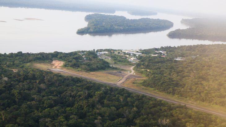 A principal preocupação é a contaminação por populações flutuantes, aquelas que transitam de uma nação a outra em zonas de fronteira. (Valter Campanato / Agência Brasil)