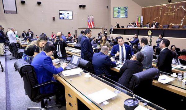 Projeto foi aprovado por unanimidade pelos parlamentares estaduais. (Hudson Fonseca/Aleam)