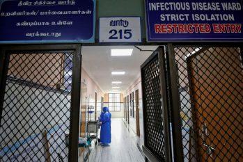 Isolamento seria encerrado nesse domingo (17) - REUTERS/P. Ravikumar/Direitos Reservados