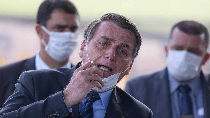 Presidente Bolsonaro (Divulgação)