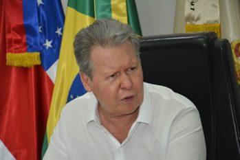 Prefeito Arthur Neto (Marcio James / Semcom)