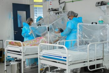 Outras 16.627 pessoas já passaram pelo período de quarentena (14 dias) e se recuperaram clinicamente da doença. (Indrid Anne / Semcom)