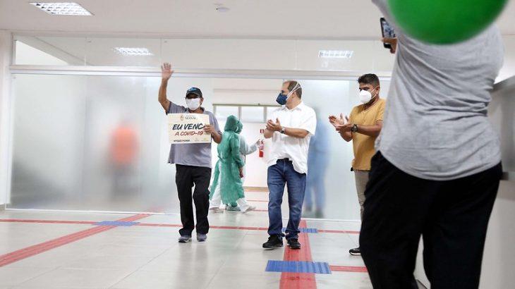 O hospital é administrado pela Prefeitura de Manaus (Mário Oliveira/Semcom)