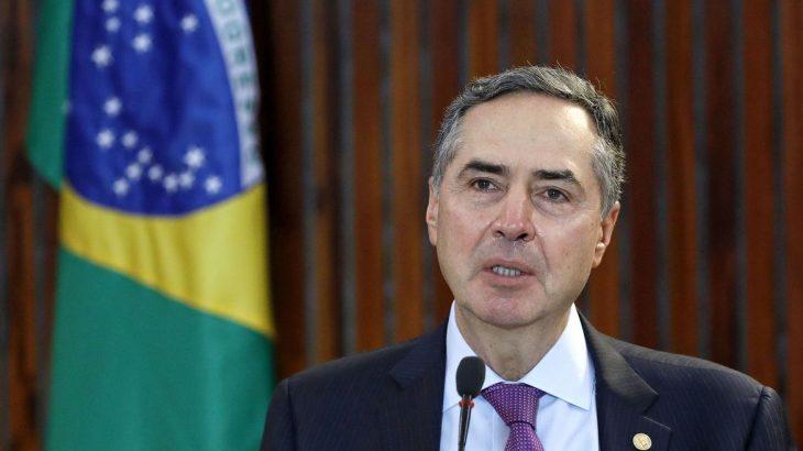 Presidente do TSE, Roberto Barroso alertou ao Senado que algumas áreas do Brasil ainda há risco de nova