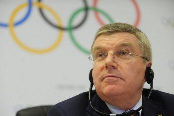 Presidente do Comitê Olímpico Internacional (COI), Thomas Bach (Fernando Frazão/Agência Brasil)