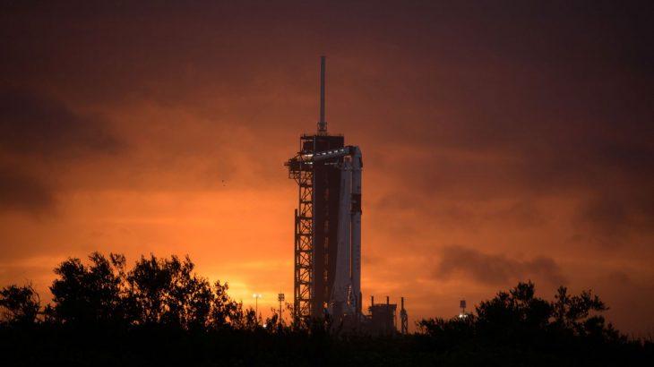 A empresa promete fazer do turismo espacial, uma nova frente econômica e ambiciona ainda, transportar a primeira missão de colonização do planeta Marte (Reprodução/NASA)