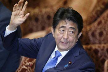 Primeiro-ministro do Japão, Shinzo Abe (Divulgação)