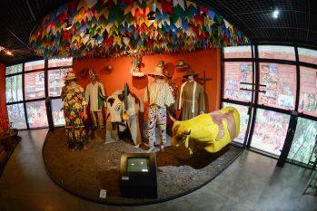 Espaço é referência da cultura da Amazônia Brasileira e Continental (Divulgação/ Michael Dantas / SEC)