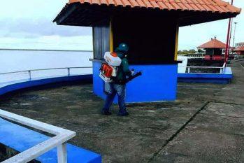 Decreto de lockdown foi prorrogado por mais 10 dias (Divulgação/Prefeitura de Silves)