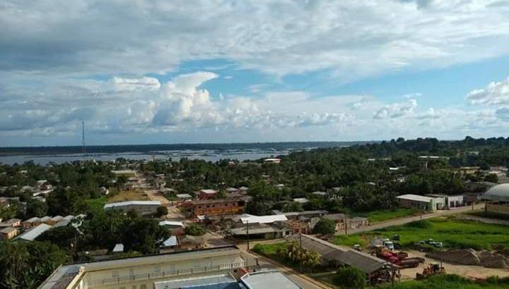 Pandemia chega ao município de Uarini (Divulgação)