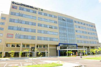Hospital Delphina Aziz (Divulgação)