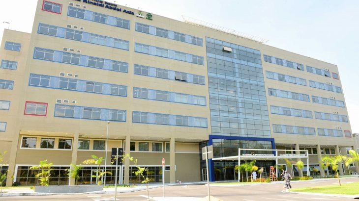 O hospital, no entanto, continuará com leitos específicos para Covid-19 e o avanço na oferta de serviços será conforme a taxa de ocupação de leitos. (Divulgação)