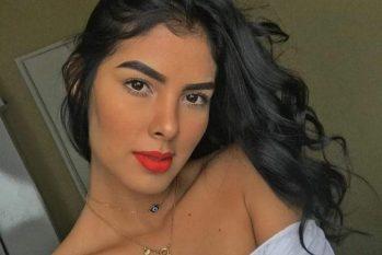 Miss Manicoré, Kimberly Karen Mota de Oliveira, 22, foi encontrada morta na madrugada desta segunda; analista é o principal suspeito (Divulgação/Redes Sociais)