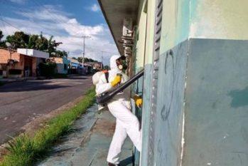 Pandemia chega a 58 municípios do interior do Amazonas (Divulgação/Prefeitura de Parintins)