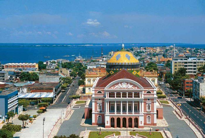 Teatro Amazonas, Manaus (Werner Zotz)