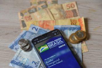 No Amazonas, 82,8% recursos do Auxílio Emergencial alcançaram domicílios com renda mais baixa, segundo o IBGE (Divulgação/ Agência Brasil)