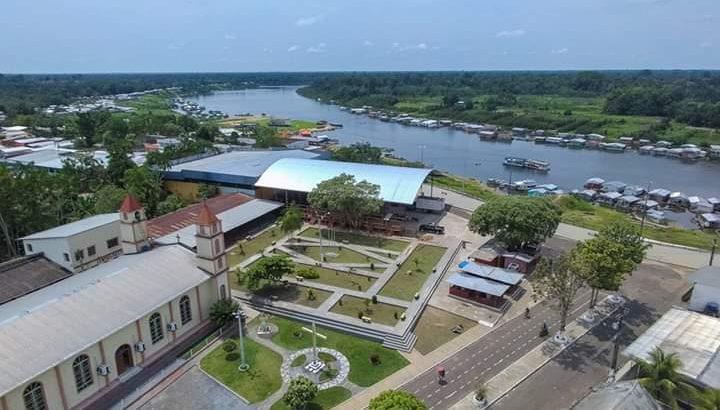 Os moradores do município voltam a reclamar sobre a má prestação de serviços de internet e energia elétrica. - (Ronilson Campelo/divulgação)