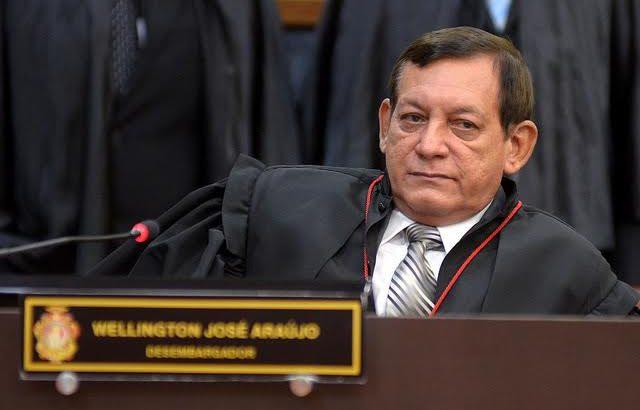 O processo de impeachment, suspenso pelo vice-presidente do TJAM Wellington Araújo (foto), foi ingressado pelo Sindicato dos Médicos (TJAM). (Divulgação/TJAM)