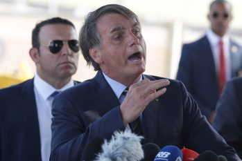 Presidente Jair Bolsonaro (Divulgação)