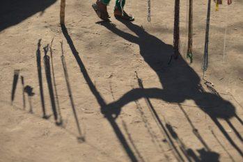 A transmissão do novo Coronavírus em indígenas no Amazonas começou no dia 19 de março, quando um médico no Alto Solimões fez atendimento, contaminado pela doença. Foto: Marcello Casal Jr. / Agência Brasil