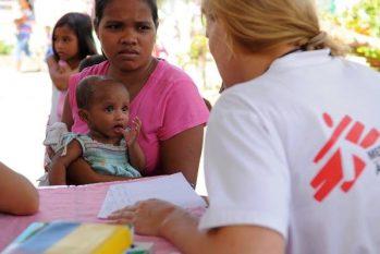 O plano de ação da organização já teve início no pronto-socorro Delphina Aziz, em Manaus. (Divulgação)
